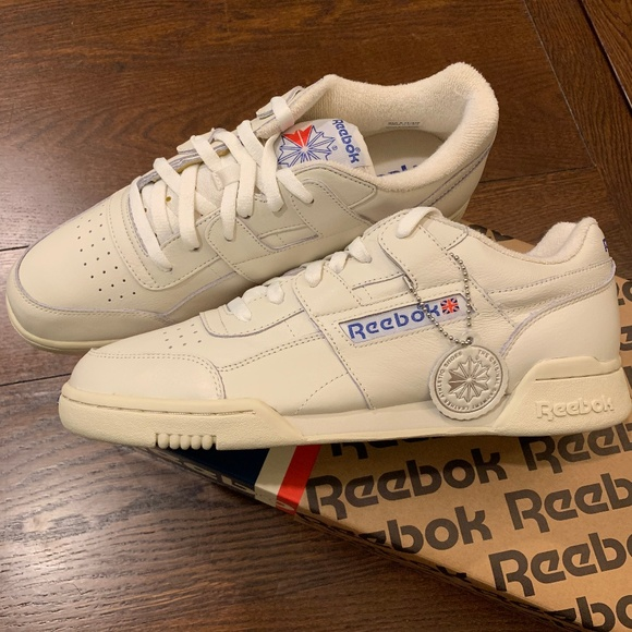 Reebok Shoes   Reebok Workout Plus 987